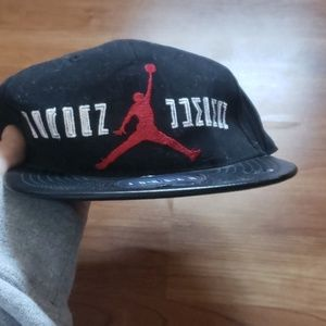 Jordan fitted youth boys hat